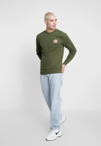Ellesse - DIVERIA - Sweatshirt - khaki - 1