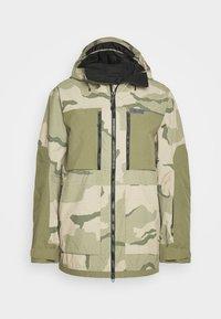 Burton - FROSTNER - Snowboard jacket - barren/keef - 4