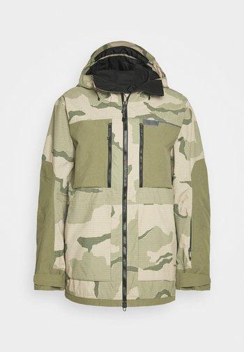 FROSTNER - Snowboard jacket - barren/keef