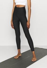 Cotton On Body - REVERSIBLE 7/8 - Leggings - black - 3