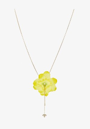 Collier - yellow