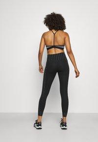 Nike Performance - ONE - Leggings - black/clear - 2