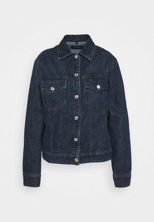 SIMONE - Denim jacket - blu notte