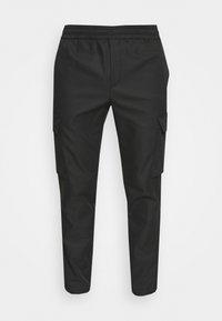 Samsøe Samsøe - SMITHY TROUSERS - Cargo trousers - black - 4