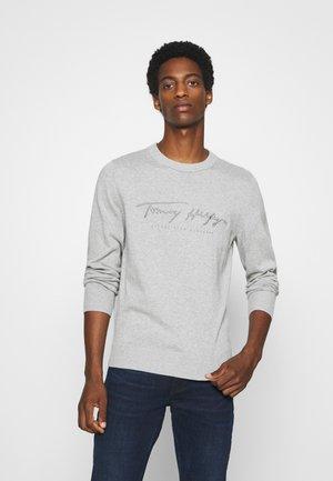TONAL AUTOGRAPH - Stickad tröja - grey