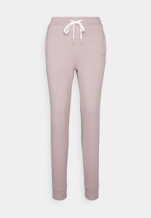 JOGGER - Tracksuit bottoms - taupe