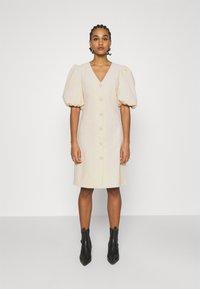 Minimum - API - Day dress - broken white - 0
