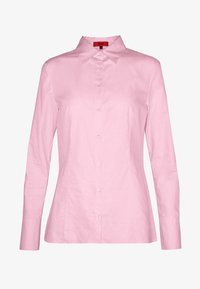 HUGO - THE FITTED - Camicia - bright pink - 4
