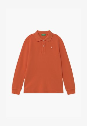 BASIC BOY - Polo shirt - orange