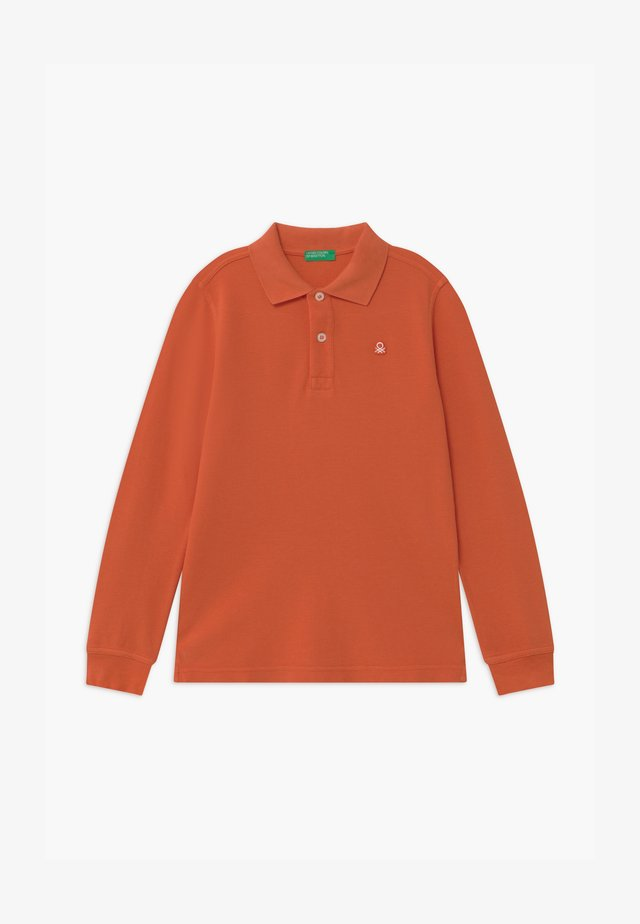 BASIC BOY - Poloshirts - orange