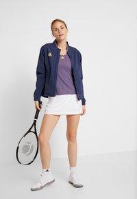 adidas Performance - TANK - Camiseta de deporte - purple - 1