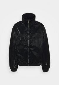 Calvin Klein Jeans - ZIP THROUGH - Windbreaker - black - 5