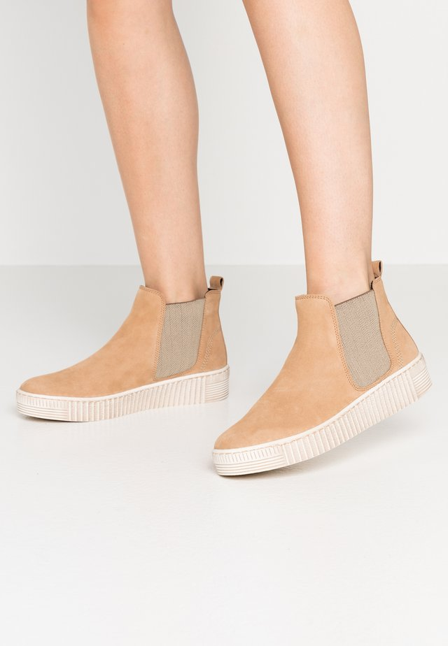 Ankle Boot - caramell