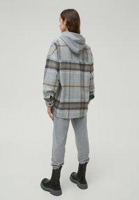 PULL&BEAR - Košile - mottled grey - 2