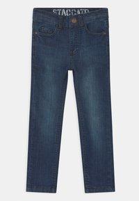 Staccato - KID - Straight leg jeans - mid blue denim - 0