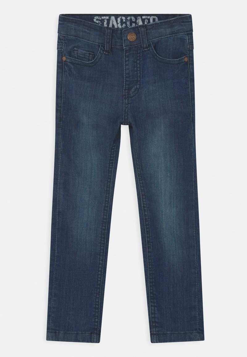 Staccato - KID - Straight leg jeans - mid blue denim