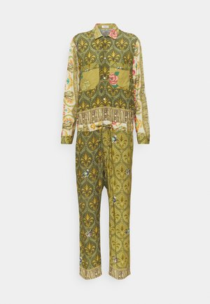 PANTS - Jumpsuit - green