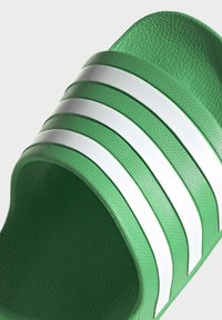 adidas Performance - ADILETTE - Pool slides - green - 6