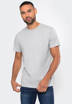 3ER PACK - T-shirt basique - grau