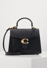 Coach - TABBY TOP HANDLE - Handbag - black - 1