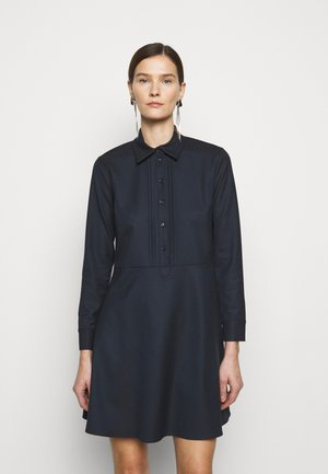 AUGURI - Shirt dress - midnight blue