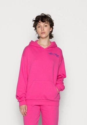 HOODIE - Sweatshirt - pink