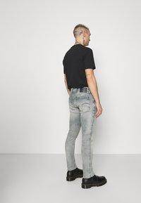 G-Star - LANCET SKINNY - Jeans Skinny Fit - grey denim - 2