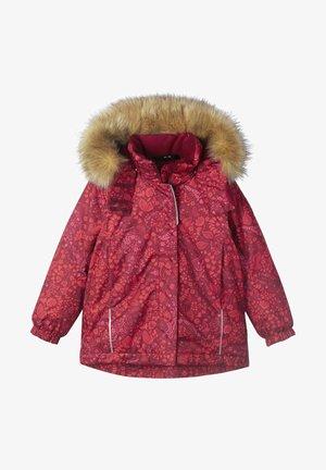 KIELA - Winter jacket - jam red