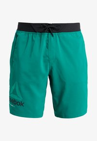 Reebok - OST EPIC GRAPHIC - Sports shorts - green - 3