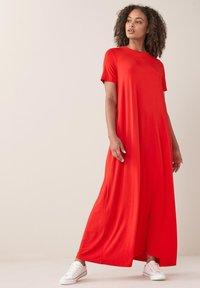 Next - COLUMN  - Maxi dress - red - 0