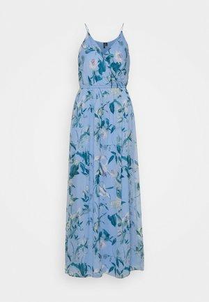 VMWONDA WRAP DRESS - Maxi-jurk - grapemist/debbie