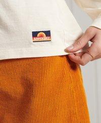 Superdry - CALI - Long sleeved top - buttercream - 2