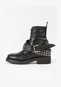 Inuovo - Lace-up ankle boots - black - 1