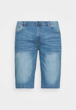 Denim shorts - light wash