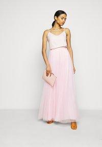 STUDIO ID - LONG SKIRT - Maxi sukně - pale pink - 1
