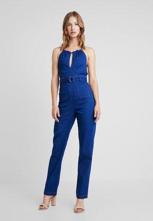 EZRA - Jumpsuit - blue