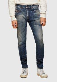 Diesel - Slim fit jeans - dark blue - 0