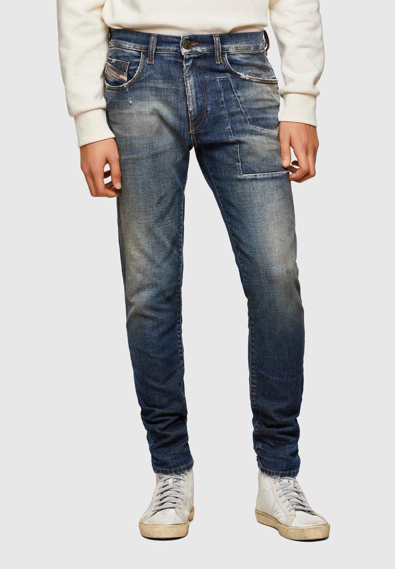 Diesel - Slim fit jeans - dark blue