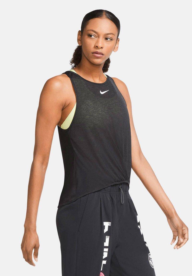 Nike Performance - ICON CLASH - Funkční triko - schwarz