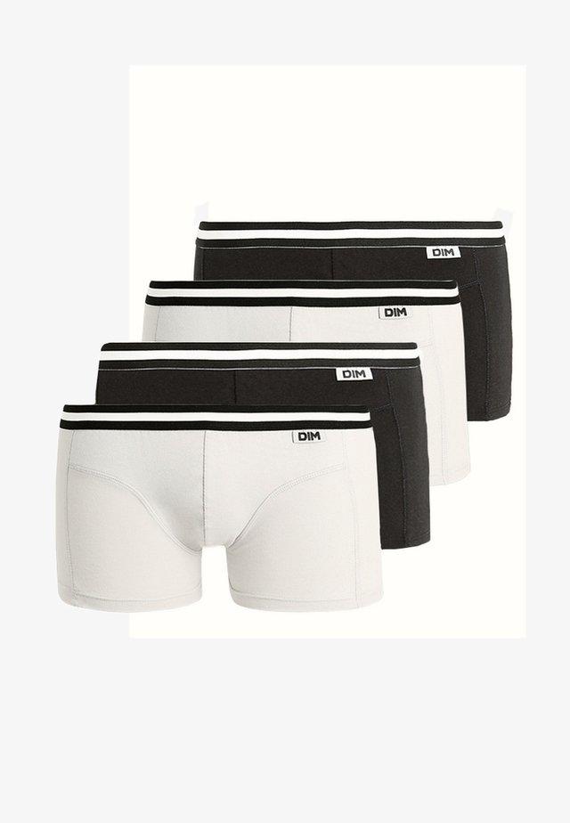 ECO 4 PACK - Pants - noir/gris
