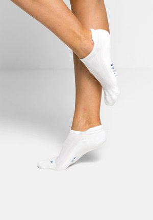 FALKE COOL KICK SNEAKERSOCKEN - Ankelsockor - white