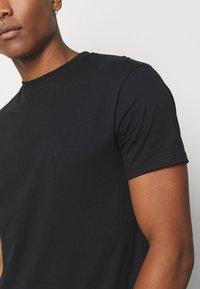 Newport Bay Sailing Club - TEE 5 PACK - Basic T-shirt - black - 4