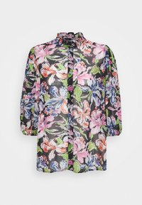 Hofmann Copenhagen - JEANET - Button-down blouse - black - 5