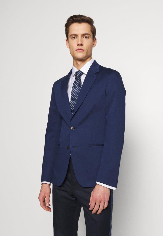 GENTS TAILORED FIT JACKET - Blazer - dark blue
