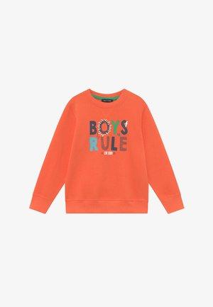 KIDS BOYS RULE  - Sweatshirt - orange