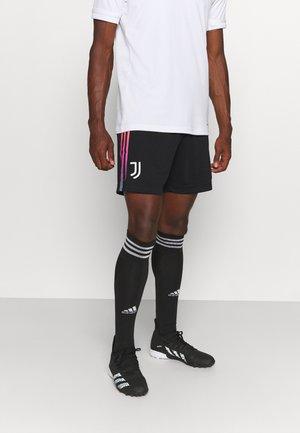JUVENTUS AWAY FOOTBALL CLUB AEROREADY - Klubové oblečení - black
