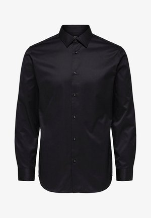 SLHSLIMPEN - Formal shirt - black