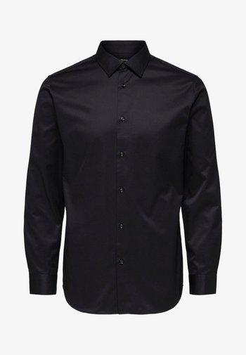 SLHSLIMPEN - Kostymskjorta - black