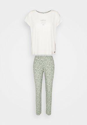 PYJAMA O NECK SET - Pyjamas - green