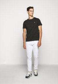 Polo Ralph Lauren - T-shirt basic - black marl heather - 1